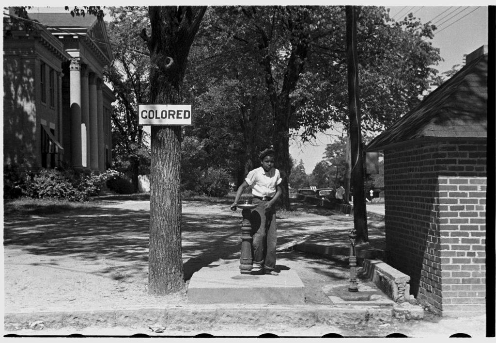 ノース・カロライナ州、ハリファクスにて、1938年に撮影。Photo via Wikimedia Commons (Public Domain)
